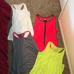 Workout Tank Bundle